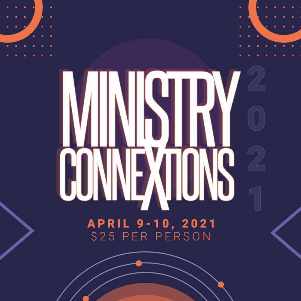 Ministry ConneXtions Flyer